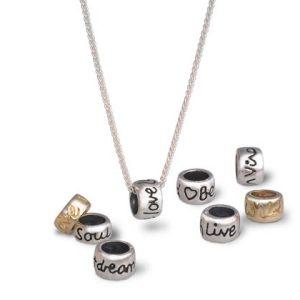 Silver Mojo Necklace Pendant