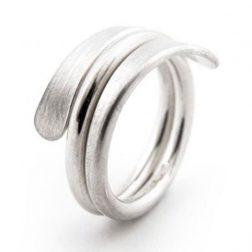 Silver Liberty Ring