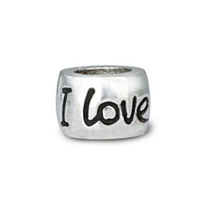 Silver I Love You Mojo