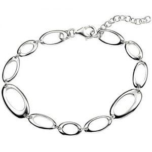 Silver Eternal Bracelet