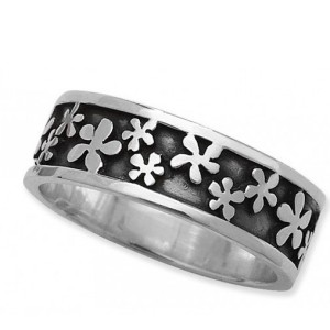 Silver Ever after ring