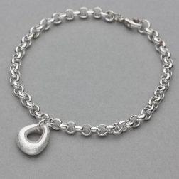 Silver Nomad Bracelet