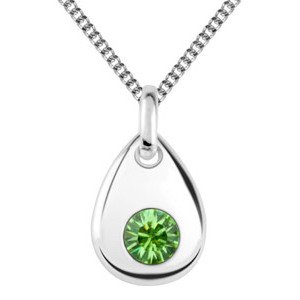 August (Peridot Crystal)