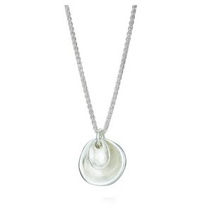 Silver Touch Necklace