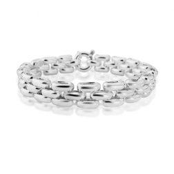 silver cancello bracel