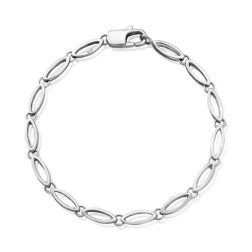 Silver Sonnet Bracelet