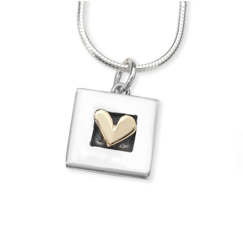 d9a601b4eeb Silver And Gold Necklaces-Equinox Silver Jewellery UK