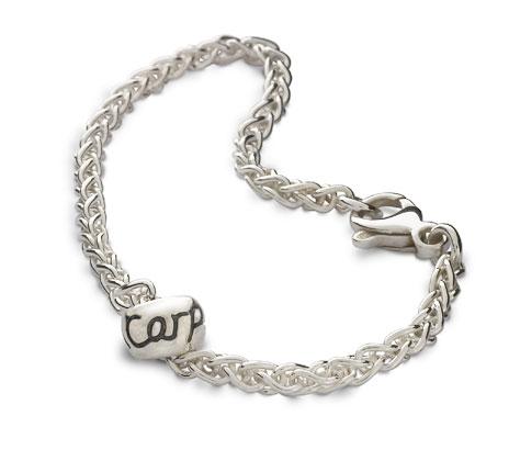 Silver Mojo Bracelet