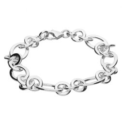 Silver Affinity Bracelet