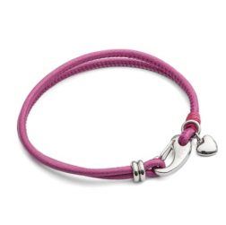 Coloured Leather Bracelet