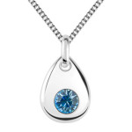 March (aquamarine crystal)