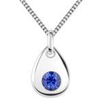 September (Sapphire Crystal)