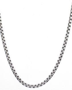 Silver Box Chain