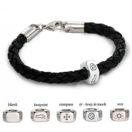 Silver Traveller Bracelet