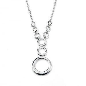 Sterling Silver Circ Pendant